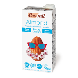 Ecomil Almond Milk Nature