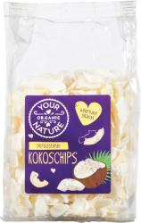Kokoschips geroosterd Your Organic Nature KPNI Foodie